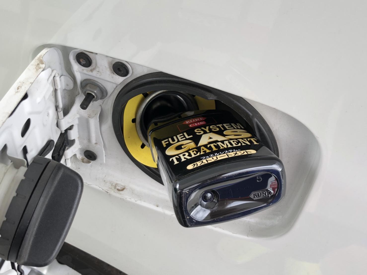 燃料添加剤 投入