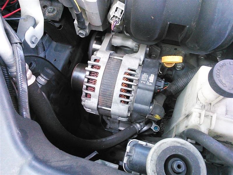エンジンチェックランプ その2