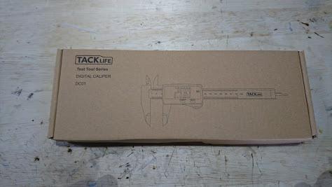 Tacklife DC01 デジタルノギス 150mmの使用感っす!笑 ♪ !(^^)!
