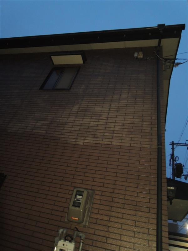 大ほげ研究室😊水性ウレタン塗料で外壁6年ぶり塗りはじめ