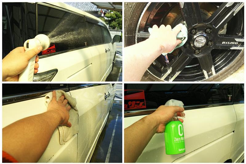 やっと洗車できました(^^♪ (今年9回目 通算76回目 洗車)