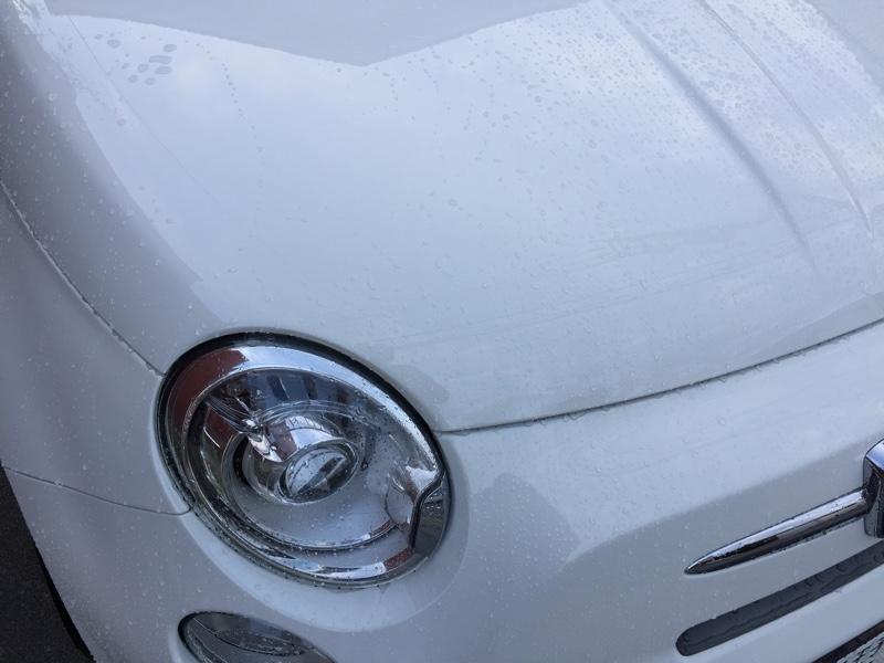 6回目の洗車!