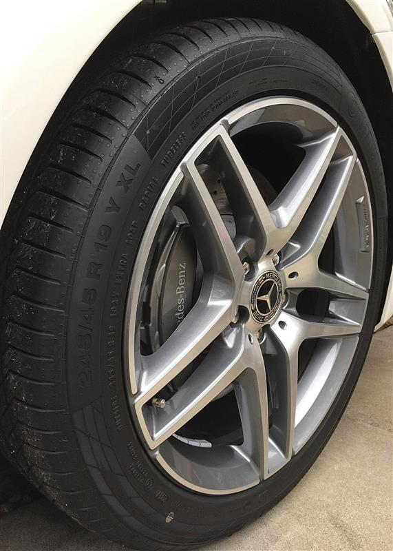 【GANBASS製品作業/タイヤ・ホイール洗浄/1回目】 Tire Cleaner他
