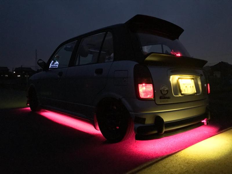 アンダーネオン(RGB)