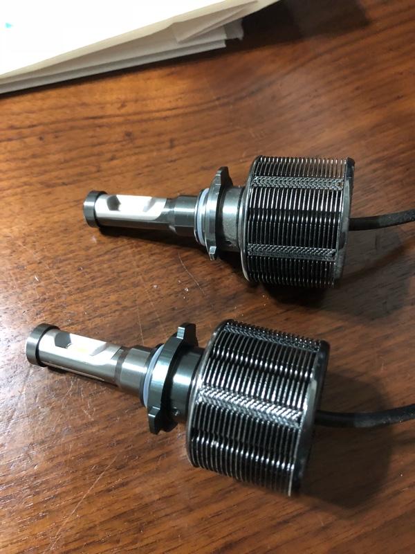 fcl LEDヘッドライトHB3アダプター交換