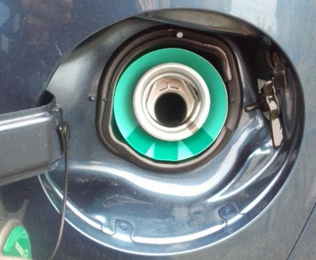 給油間違え防止輪っか