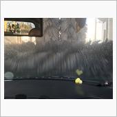 洗車機・・・