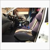 ACR30のバケットシート用のシートレールの画像