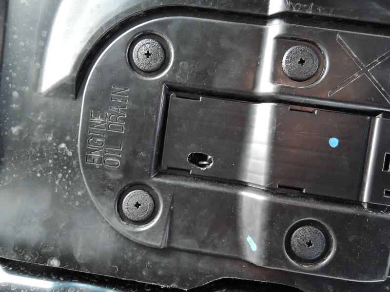 SJフォレスターオイル交換(新車1回目)
