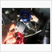 油圧センサー交換