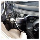 タナベサステックプロCR全長調整式 車高調取り付けその2