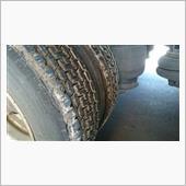 タイヤ交換。の画像