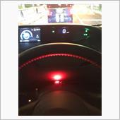 自動ブレーキ確認LEDランプ取付の画像