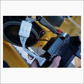 【取付・加工】ルームミラー自動格納キットの画像