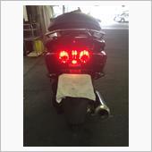 LEDテール手直しの画像