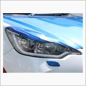 ヘッドライトインナー塗装の画像