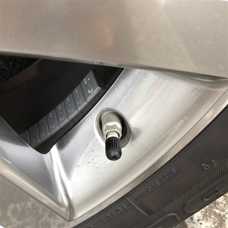 空気圧センサー移植