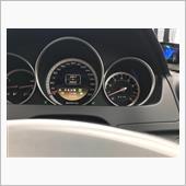W204 AMG  C63 3000km毎のデフオイル交換したど〜‼️
