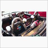 燃料ポンプ取り換え準備の画像