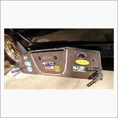 エアロボードの両面テープ撤去の画像