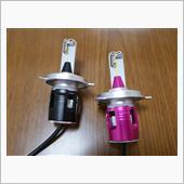 LED H4 Type B6 & F7の画像