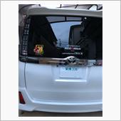 ケーブレイク KIDS IN CAR ステッカーの画像