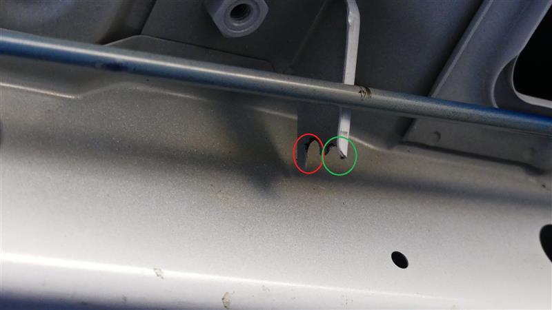 大型ウイング対応トーションバーへ交換 Part3