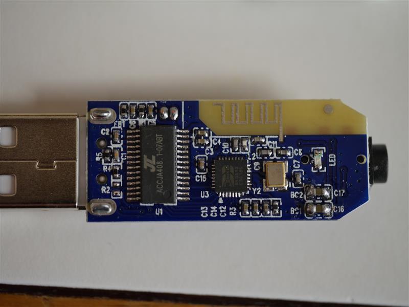旧スカイサウンド Bluetooth追加