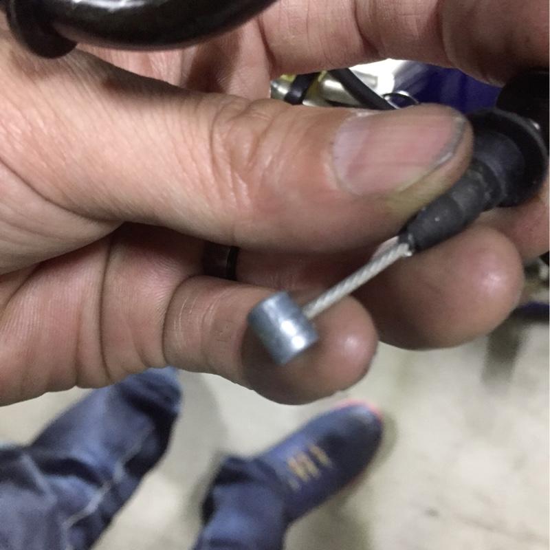 Surluster wheel coating と ワイヤーメンテナンス