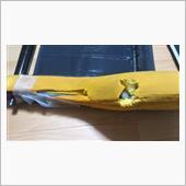 レカロ ウレタン修理の画像