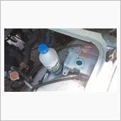 ウォッシャー液補充の画像