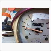 2351km エンジンオイル交換