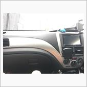 内装のカーボンシート撤去 の画像