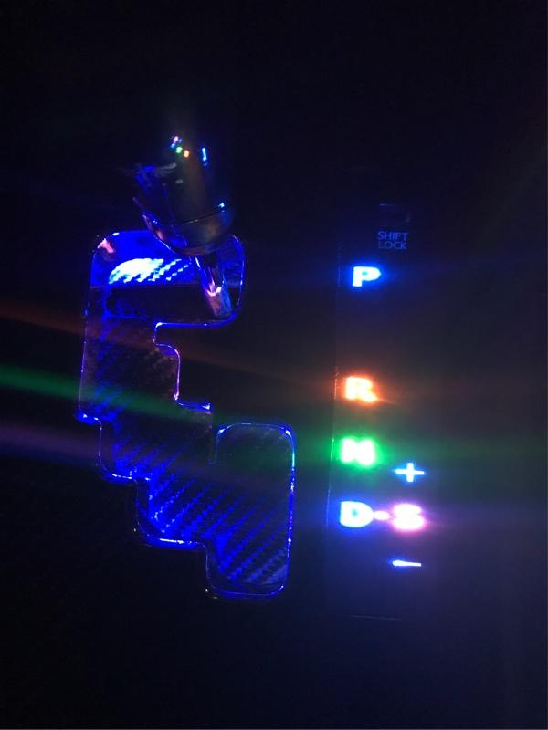 シフトポジ LED基板&5ミリ砲弾