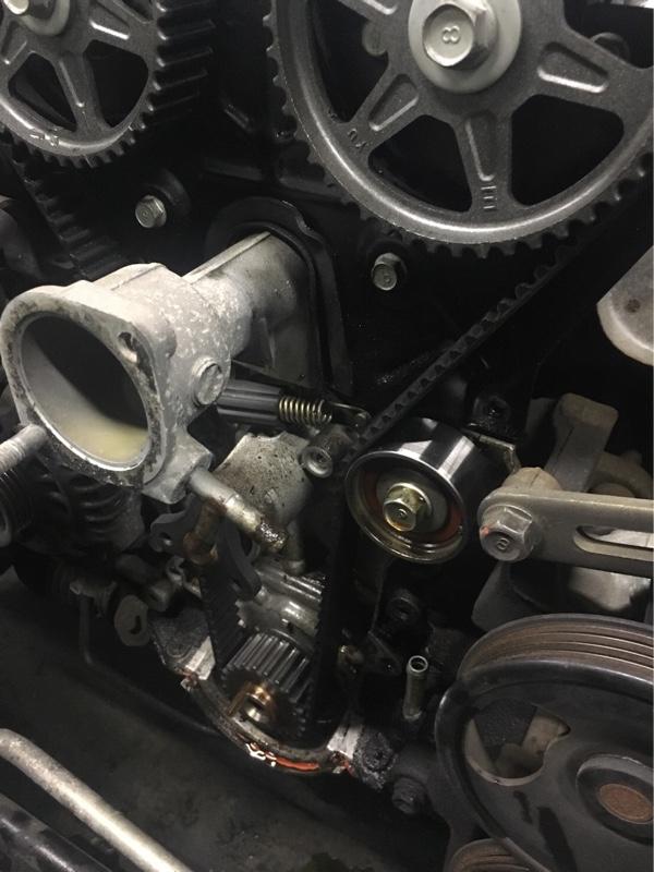 エンジン周り色々交換!