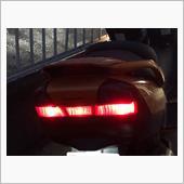 CJ43 スカイウェイブ 真ん中 テール 尾灯 テールランプ交換 (CJ43系中期以降)