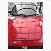 6ヶ月点検と泡ぞー洗車の画像