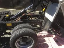 エルフトラック カーナビを取り付けましたのカスタム手順2