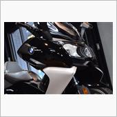 「安全装備」BMW C650 GTのガラスコーティング【リボルト神戸】