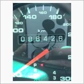 エンジンオイル補充 ー86,426kmー