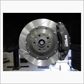 RS3にAPレーシングPRO5000Rキャリパー&RDD380mmローターを換装