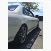 サーキット用タイヤ交換