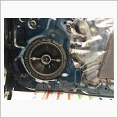 KICKER DSC67スピーカー取り付けの画像