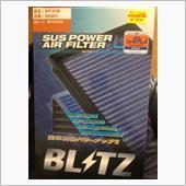 BLITZ.   SUS POWER AIR FILTER