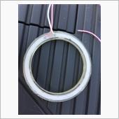 70mm COB LED 高輝度 イカリングに交換