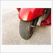 タイヤ&ベアリング交換とリペイント