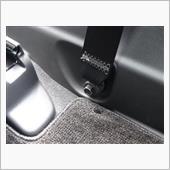 シートベルト ボルトカバー 取り付けの画像
