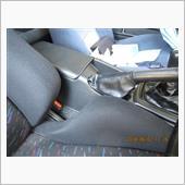 シートベルトキャッチの位置改善の画像