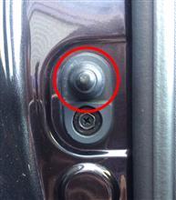 備忘録 リアゲートドア照明を運転席で制御する