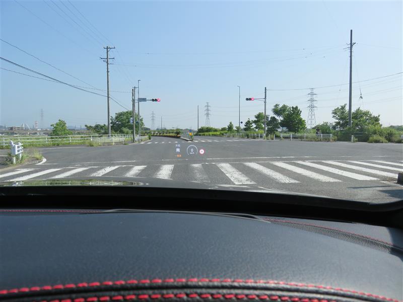 道路標識アシストコーディング